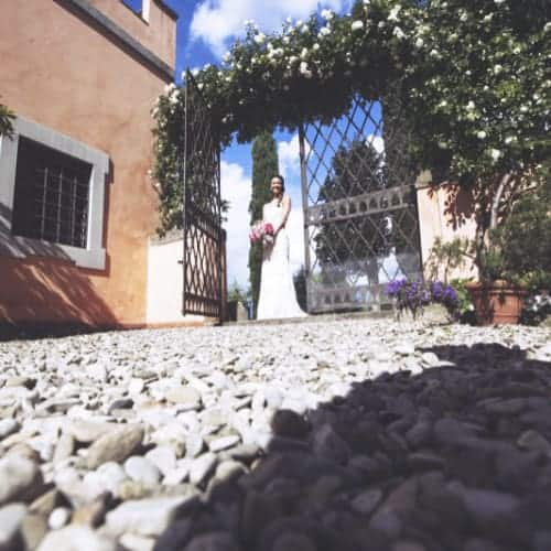 Virginia and Richard's Italian Wedding